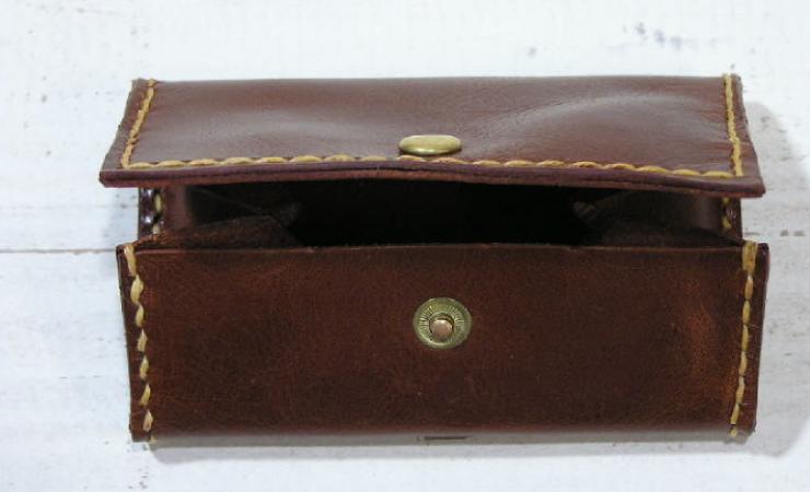 コインケース(ボックス型)